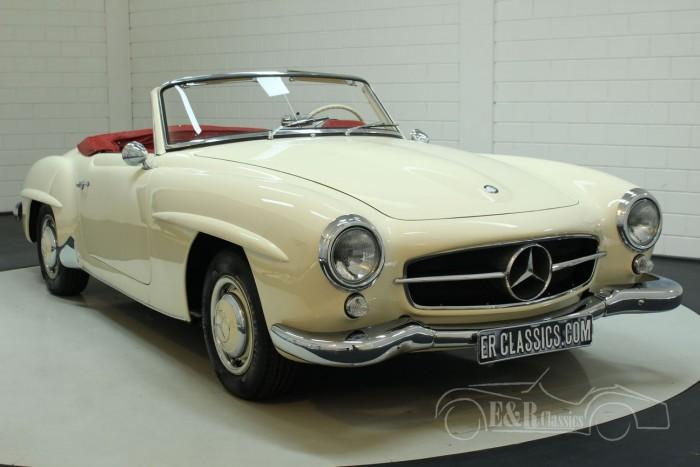 Mercedes-Benz 190SL 1955  kaufen
