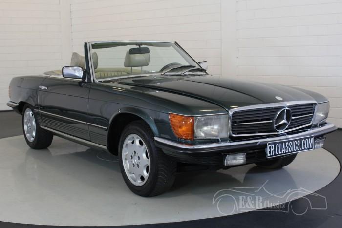Mercedes Benz 350SL Cabriolet 1979  kaufen