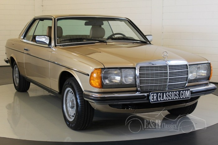 Mercedes-Benz 230CE Coupe 1984  kaufen