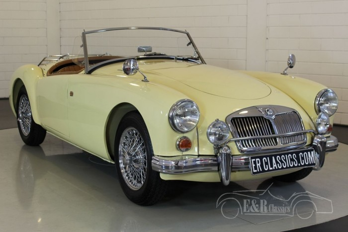MG A 1600 Kabriolett 1959  kaufen