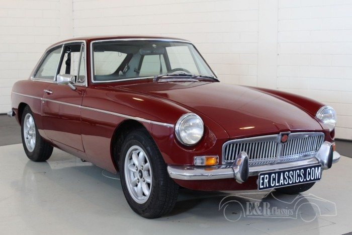 MGB GT coupe 1973  kaufen