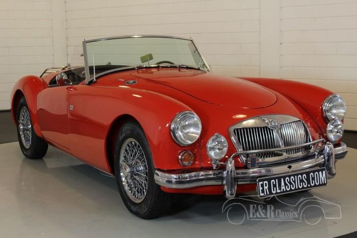 MGA Kabriolett 1962 kaufen