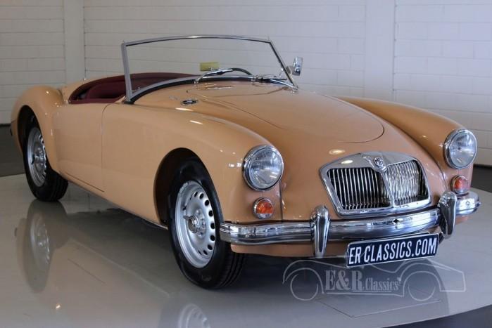 MGA 1600 MKII De Luxe 1962 kaufen