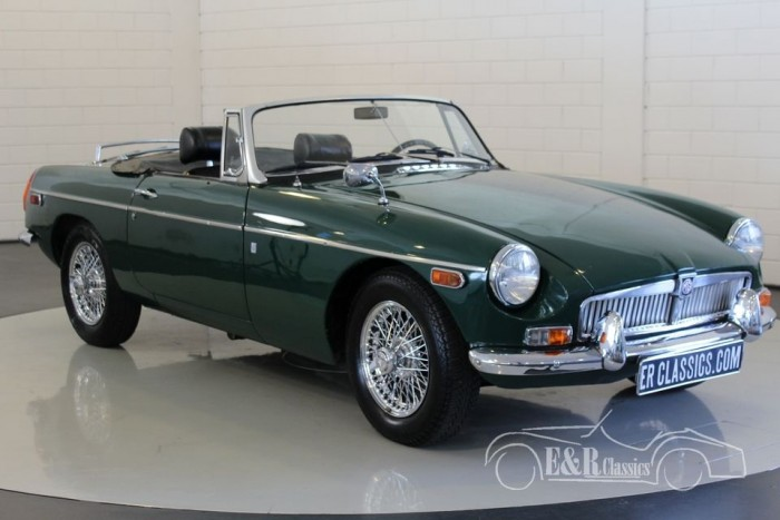 MGB 1970 cabriolet  kaufen