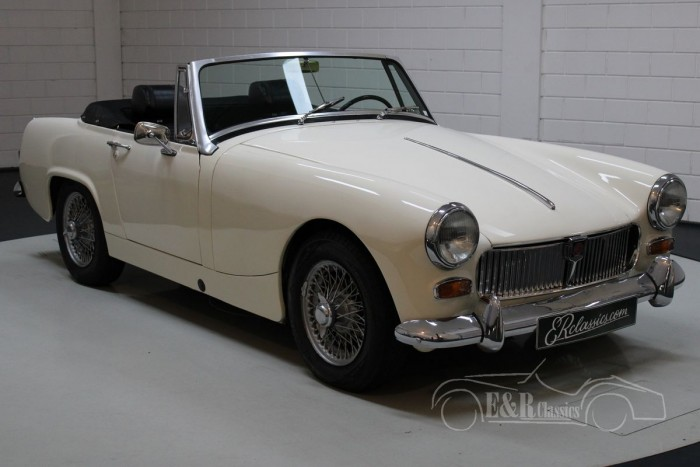 MG Midget MKIII 1968 kaufen