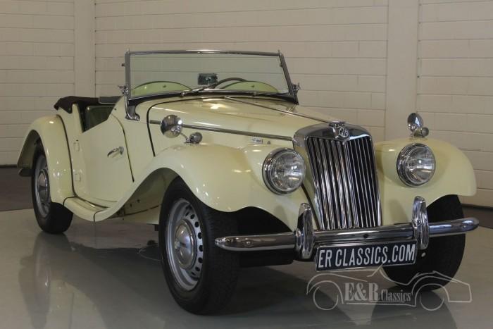 MG TF 1500 1955 Kabriolett  kaufen