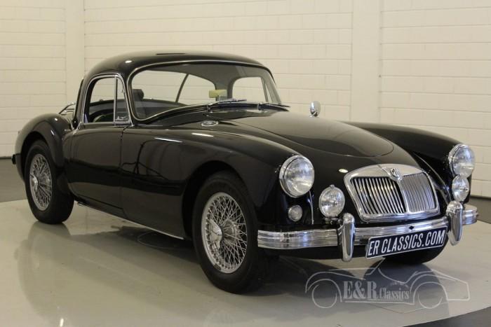 MGA coupe 1957  kaufen