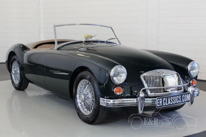 MGA MKII cabriolet 1962  kaufen