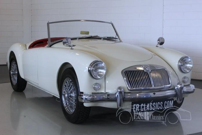 MGA 1500 cabriolet 1958 kaufen