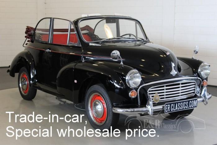 Morris Minor 1000 cabriolet 1960 kaufen