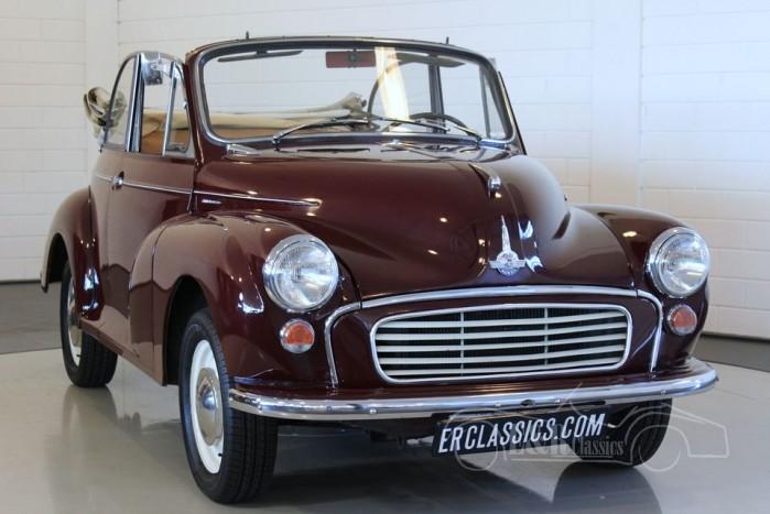 Morris Minor Tourer 1000 Cabriolet 1958 kaufen