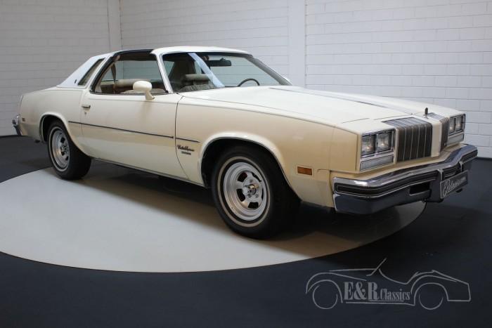 Oldsmobile Cutlass Supreme 1977 kaufen
