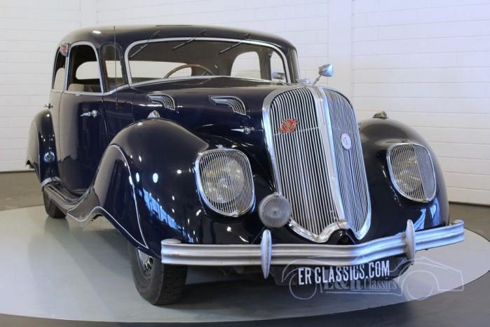 Panhard Dynamic X77 1937  kaufen