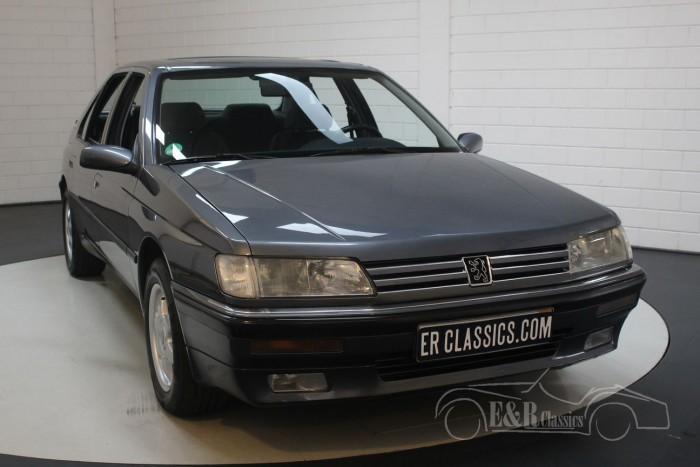 Peugeot 605 SR 3.0 V6 1990  kaufen