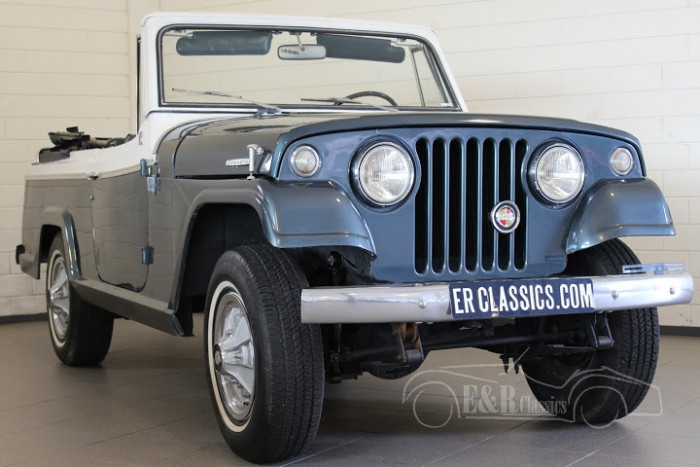 Jeep Jeepster Cabriolet 1967 kaufen