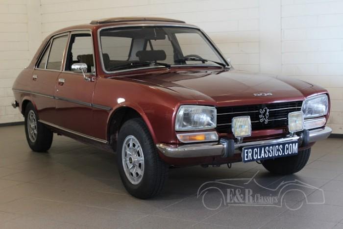 Peugeot 504 Saloon 1978 kaufen