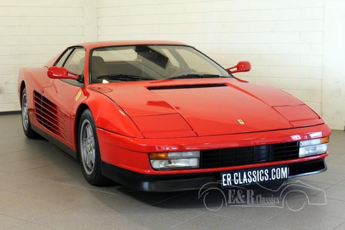 Ferrari Testarossa Coupe 1991 kaufen