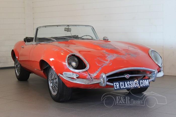 Jaguar E-Type Series 1 Roadster 1962 kaufen