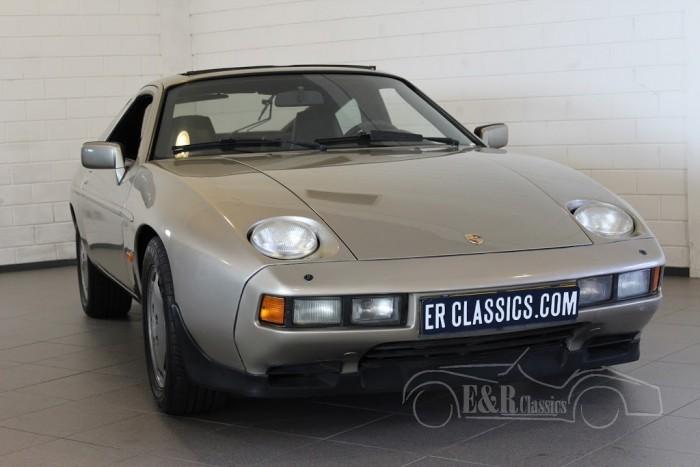 Porsche 928 S Coupe 1987 kaufen