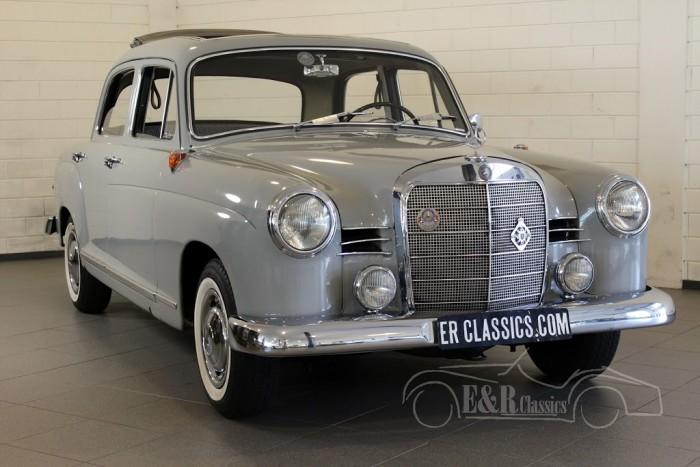 Mercedes Benz 180 C Ponton 1962 kaufen