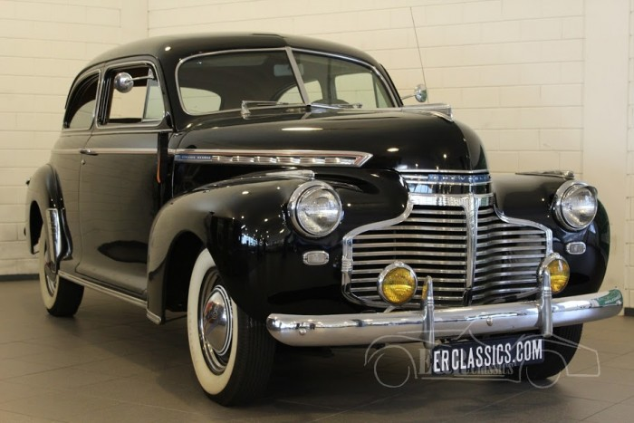 Chevrolet Special Deluxe Coupe 1941 kaufen