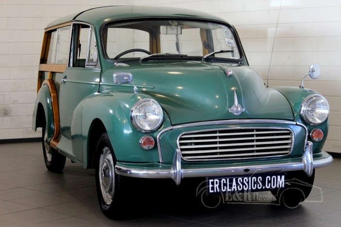 Morris Minor 1000 Traveller 1968 kaufen