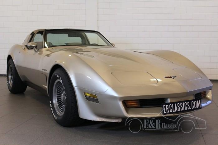 Chevrolet Corvette C3 Targa 1982 kaufen