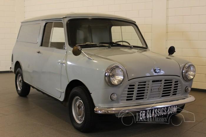 Austin Mini Van 1962 kaufen