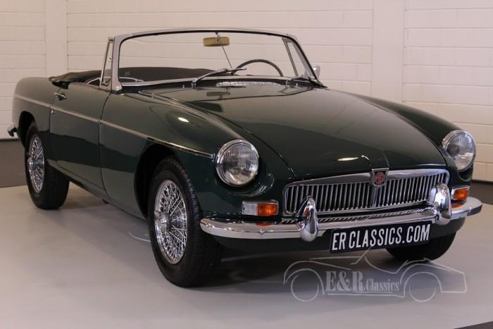 MG MGB Cabriolet 1965 kaufen