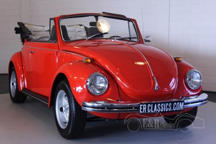 Volkswagen Beetle Cabriolet 1970 kaufen