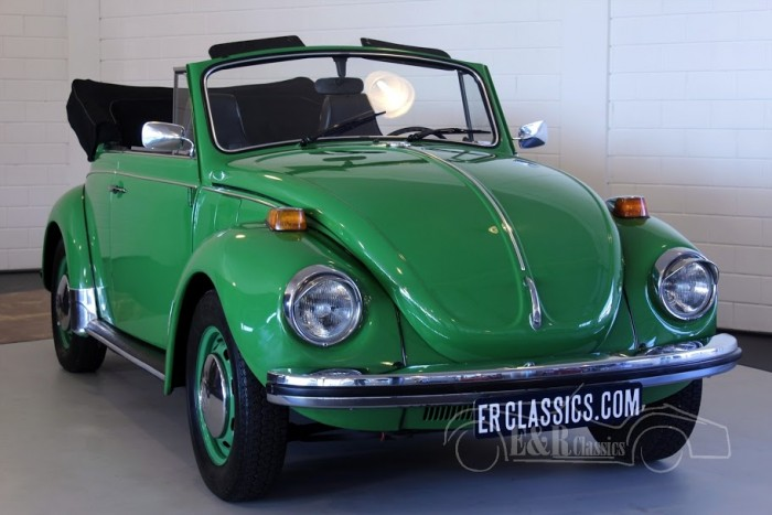 Volkswagen Beetle Cabriolet 1971 kaufen