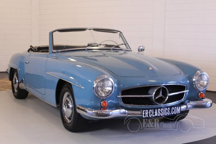 Mercedes Benz 190SL Cabriolet 1960 kaufen