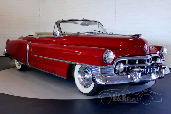 Cadillac Series 62 Convertible 1950 kaufen