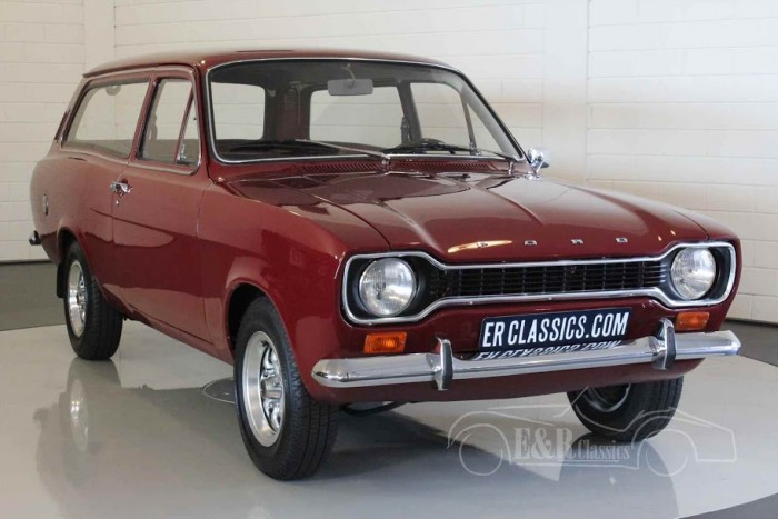 Ford Escort MKI Station 1974 kaufen