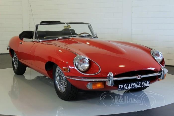 Jaguar E-Type Series 2 Cabriolet 1969 kaufen