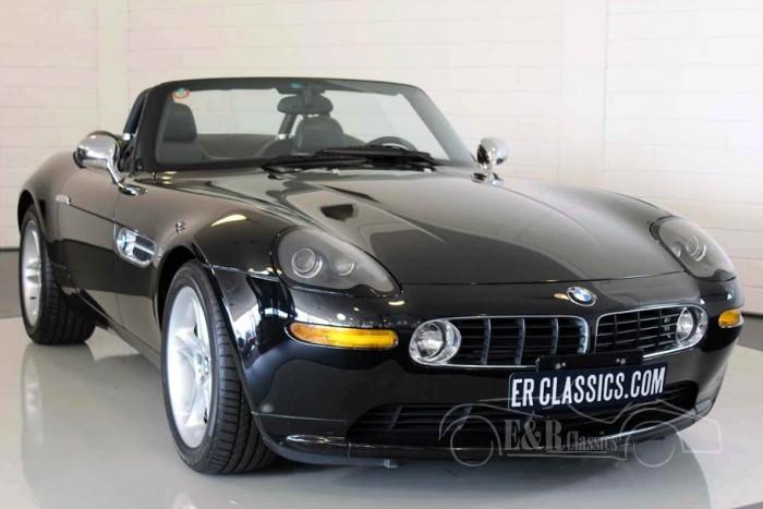 BMW Z8 Cabriolet 2000 kaufen