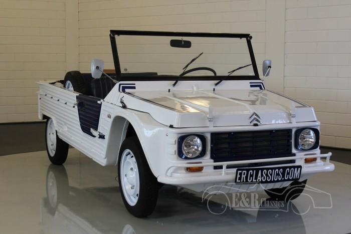 Citroen Mehari Cabriolet 1985 kaufen