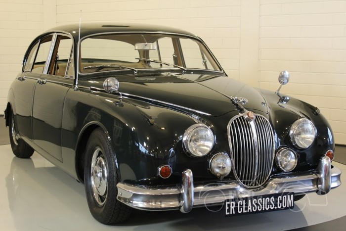 Jaguar MKII Saloon 1964 kaufen