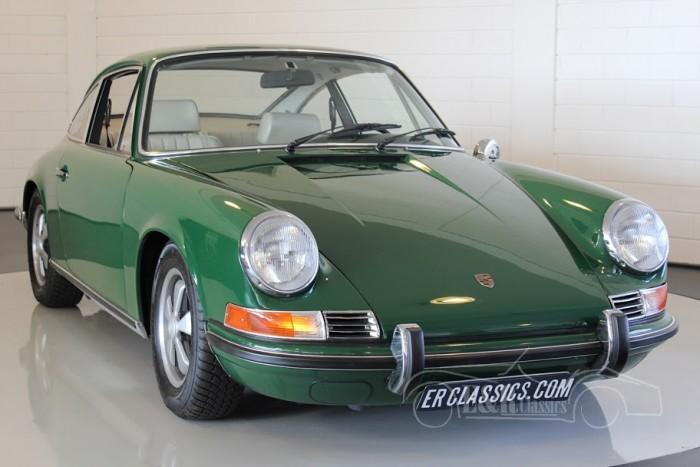 Porsche 911 E Coupe 1969 kaufen