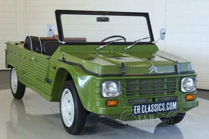 Citroen Mehari Cabriolet 1975 kaufen
