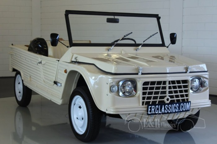 Citroen Mehari Cabriolet 1974 kaufen