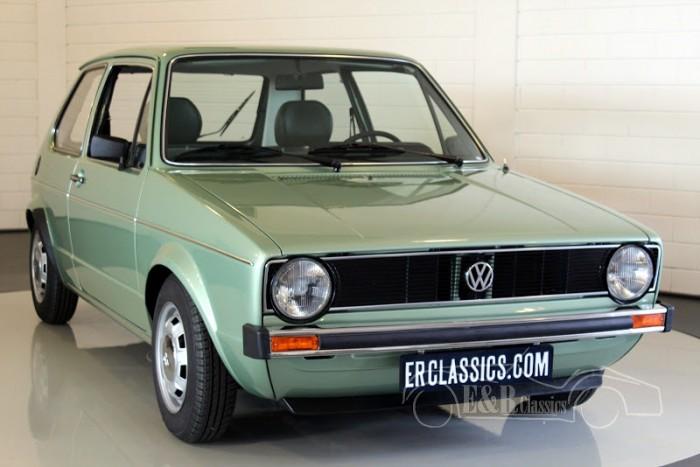 Volkswagen Golf S Hatchback 1980 kaufen