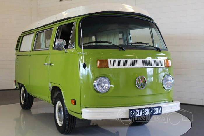 Volkswagen T2 Westfalia Camper 1973 kaufen