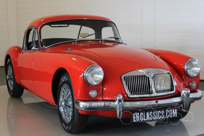 MG MGA Coupe 1958 kaufen
