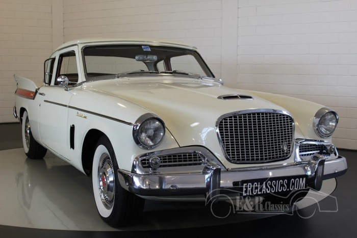 Studebaker Hawk Sports Coupe 1961 kaufen
