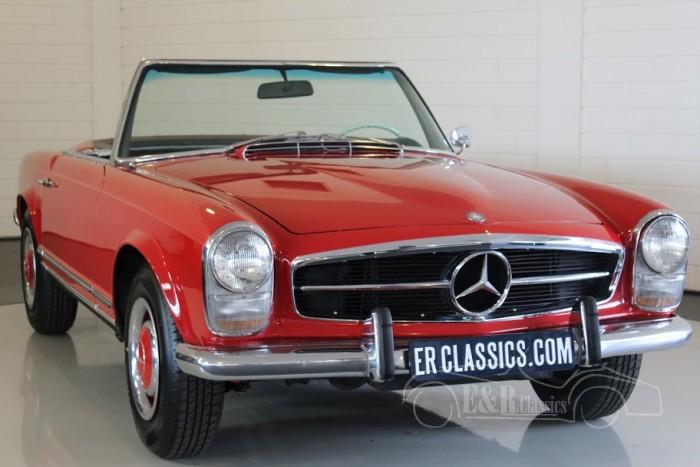 Mercedes Benz 230SL Pagode 1965 kaufen
