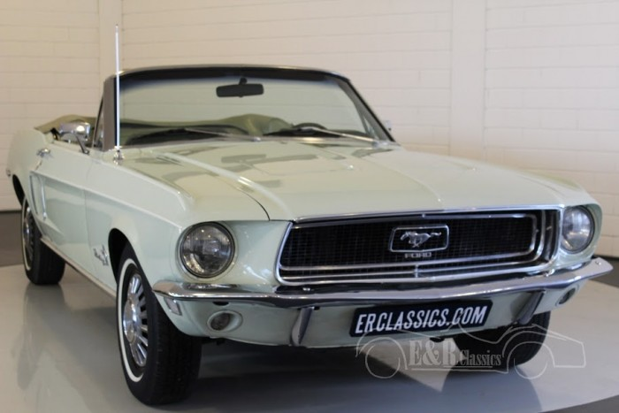 Ford Mustang Cabriolet 1968 kaufen