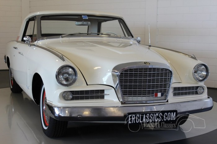 Studebaker Hawk Grand Turismo 1963 kaufen
