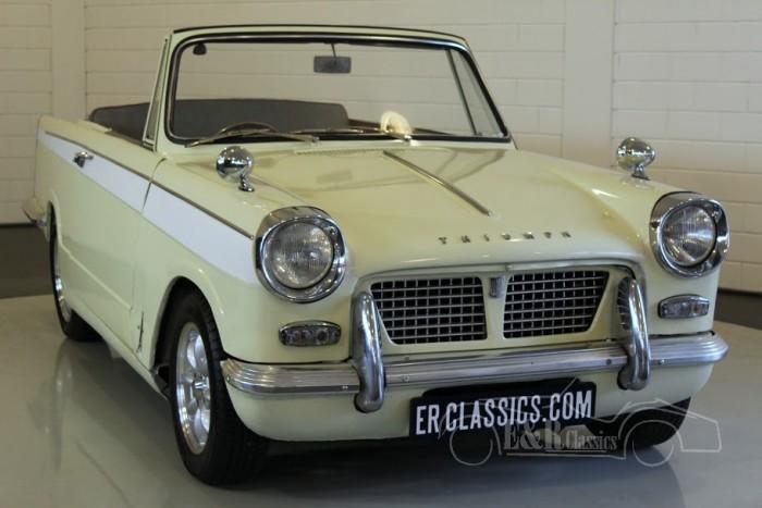 Triumph Herald 1200 Cabriolet 1968 kaufen