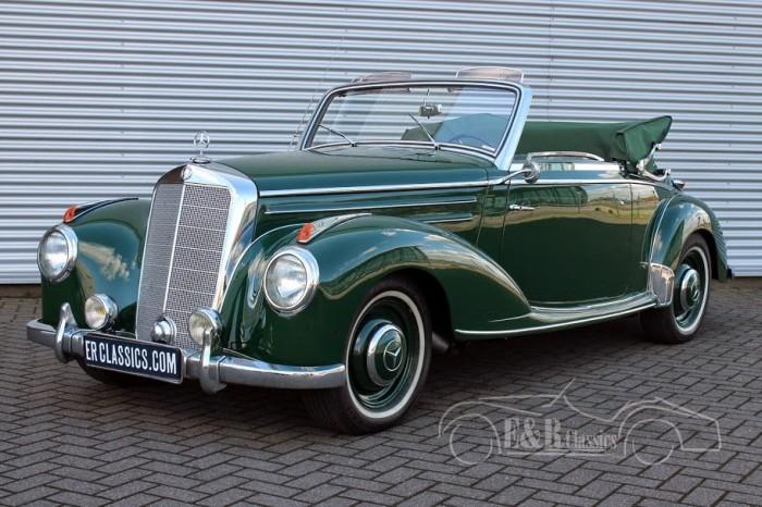 Mercedes Benz 220 A Cabriolet 1952 kaufen
